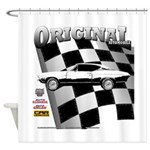 Classic Musclecar 1970 d13014 Shower Curtain