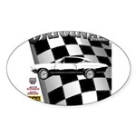 Classic Musclecar 1970 d13014 Sticker