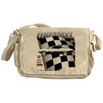 Classic Musclecar 1970 d13014 Messenger Bag