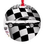 Classic Musclecar 1970 d13014 Ornament