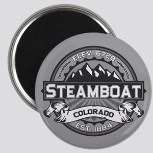 Steamboat Grey Magnet