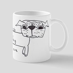 Lick Wag Love Mug