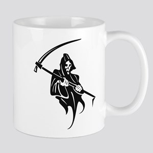 Death and Scythe Mug