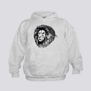lion - king of the jungle Hoodie