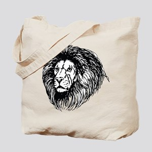 lion - king of the jungle Tote Bag