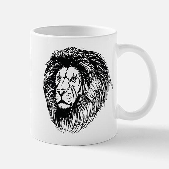 lion - king of the jungle Mug