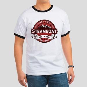 Steamboat Red Ringer T
