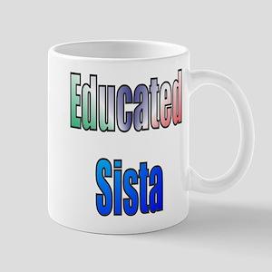 Educated Sista 1 Mug