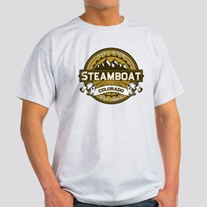 Steamboat Tan Light T-Shirt