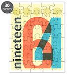 Nineteen 64 Puzzle