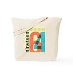 Nineteen 64 Tote Bag