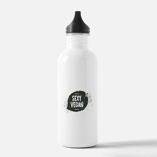 Sexy Vegan Water Bottle