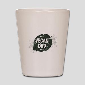 Vegan Dad Shot Glass