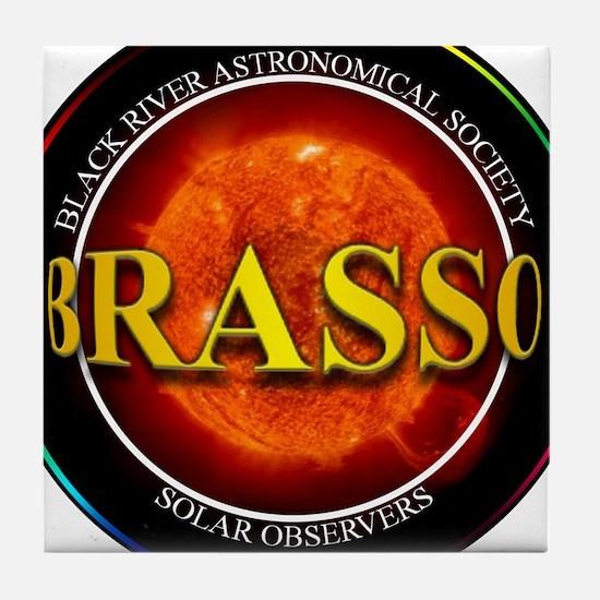 BRASSO Tile Coaster