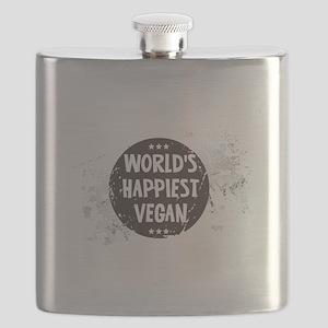 Worlds Happiest Vegan Flask