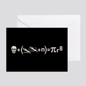 Pirate Formula Greeting Cards (Pk of 10)