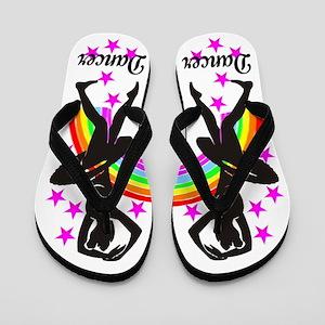 STAR DANCER Flip Flops