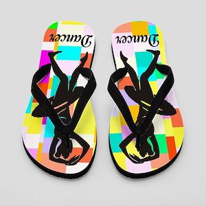 TOP DANCER Flip Flops