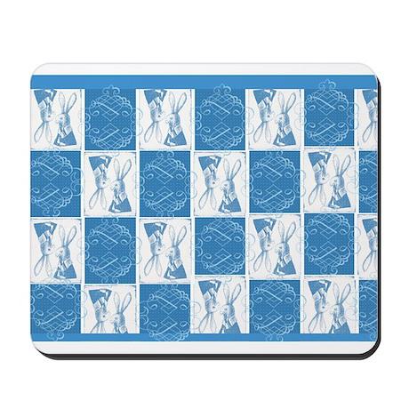 Bunny Pattern 01 Mousepad