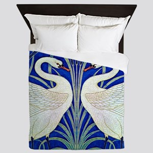THE SWANS Queen Duvet