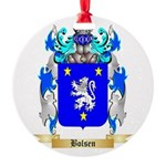 Bolsen Round Ornament