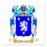 Bolsen Square Car Magnet 3