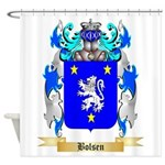 Bolsen Shower Curtain