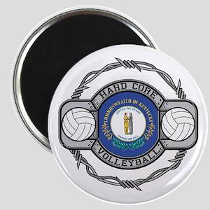 Kentucky Volleyball Magnet