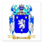 Bolmann Square Car Magnet 3