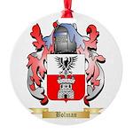 Bolman Round Ornament