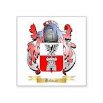 Bolman Square Sticker 3
