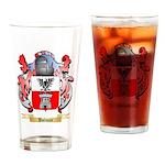 Bolman Drinking Glass