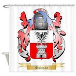 Bolman Shower Curtain