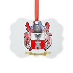 Bolman Picture Ornament