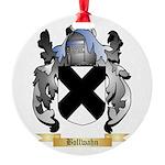 Bollwahn Round Ornament