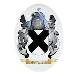 Bollwagen Ornament (Oval)