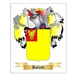 Bolletti Small Poster