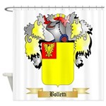 Bolletti Shower Curtain