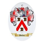 Bollen Ornament (Oval)