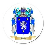 Bolle Round Car Magnet