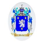 Bolke Ornament (Oval)