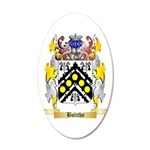 Bolitho 20x12 Oval Wall Decal