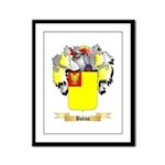 Bolino Framed Panel Print
