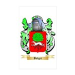 Bolger Sticker (Rectangle 50 pk)