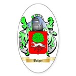 Bolger Sticker (Oval 50 pk)