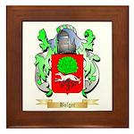 Bolger Framed Tile