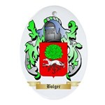 Bolger Ornament (Oval)