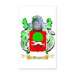 Bolgar Rectangle Car Magnet
