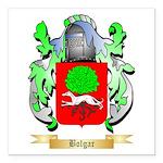 Bolgar Square Car Magnet 3