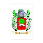 Bolgar Sticker (Rectangle 50 pk)